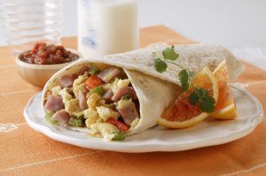 muscle meal - body beast breakfast burritos