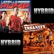 Les Mills Pump Insanity Workout Hybrid