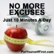 No More Excuses Not To Exercise – Here's A Solution