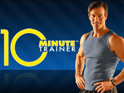 10 Minute Trainer Tony Horton