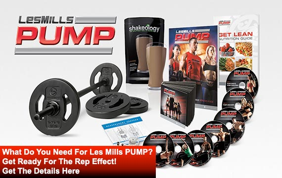 Les Mills Pump
