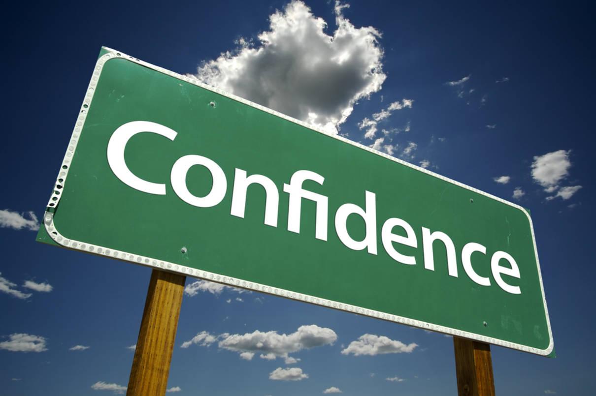 Confidence building handouts
