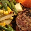 Blueberry Fennel Turkey Burgers Recipe