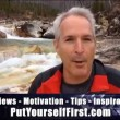 Fitness Motivation: Be Persistent Like A River