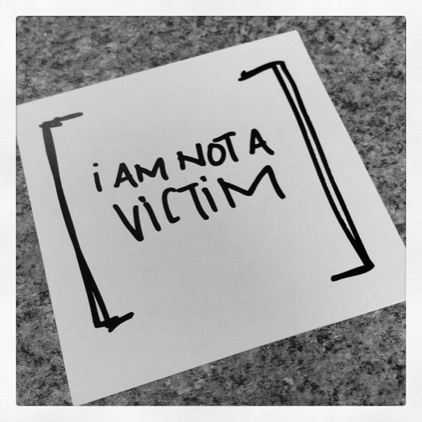 Love Is Not About How Many Days: I Refuse To Be A Victim