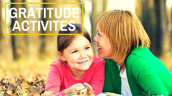 5 Gratitude Activities For Your Family Gathering