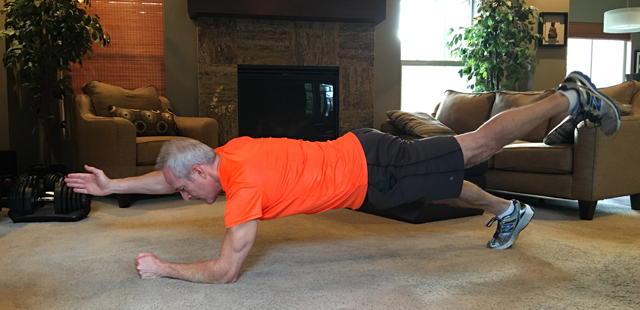Core Test For Core Strength And Stability