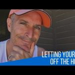 Are You Letting Yourself Off The Hook?
