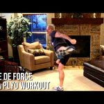 Core De Force MMA Plyo Workout
