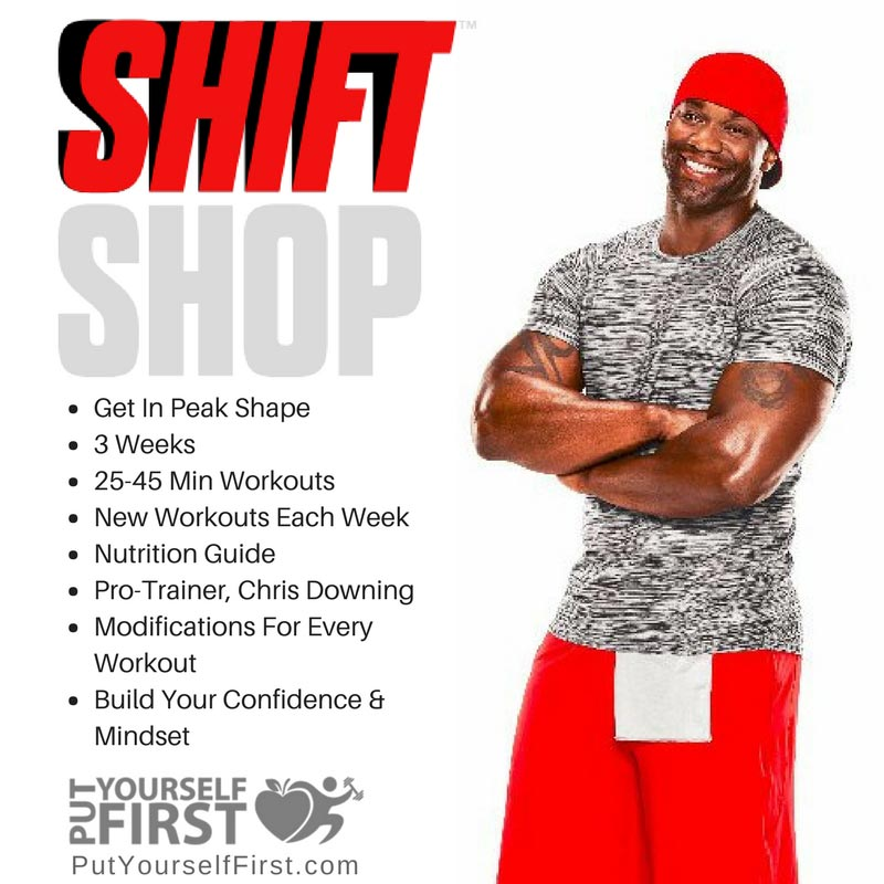 Shift Shop Workout