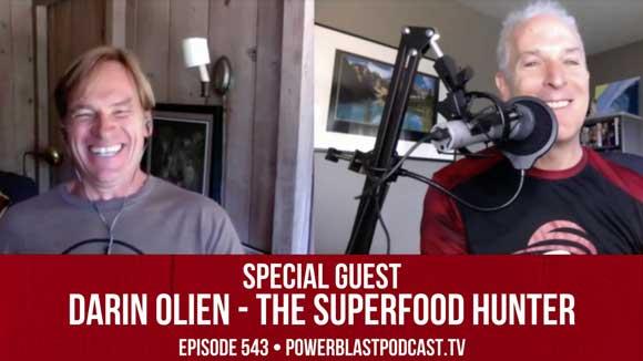 Darin Olien – Superfood Hunter