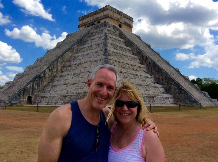 Put A Charge Into Life Experiences - Travel Chichen Itza